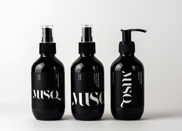 MUSQ Natural Cosmetics on Packaging of the World - Creative Package Design Gallery