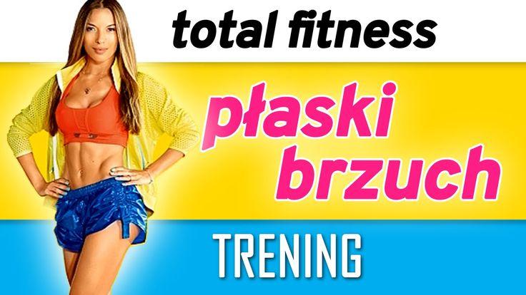Total Fitness - Ćwiczenia na płaski brzuch