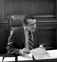 Harvey Bernard Milk (May 22, 1930 – November 27, 1978) was an American politician who became the first openly gay man to be elected to public office in California when he won a seat on the San Francisco Board of Supervisors. Politics and gay activism were not his early interests; he was not open about his homosexuality and did not participate in civic matters until around the age of 40, after his experiences in the counterculture of the 1960s.