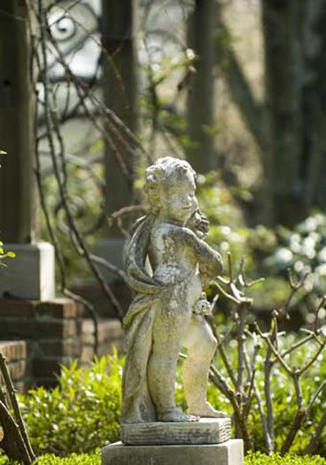 183 best Garden Residents images on Pinterest Angel sculpture