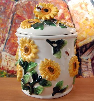 28 best ♥ Sunflower ~ Kitchen Decor ♥ images on Pinterest ...