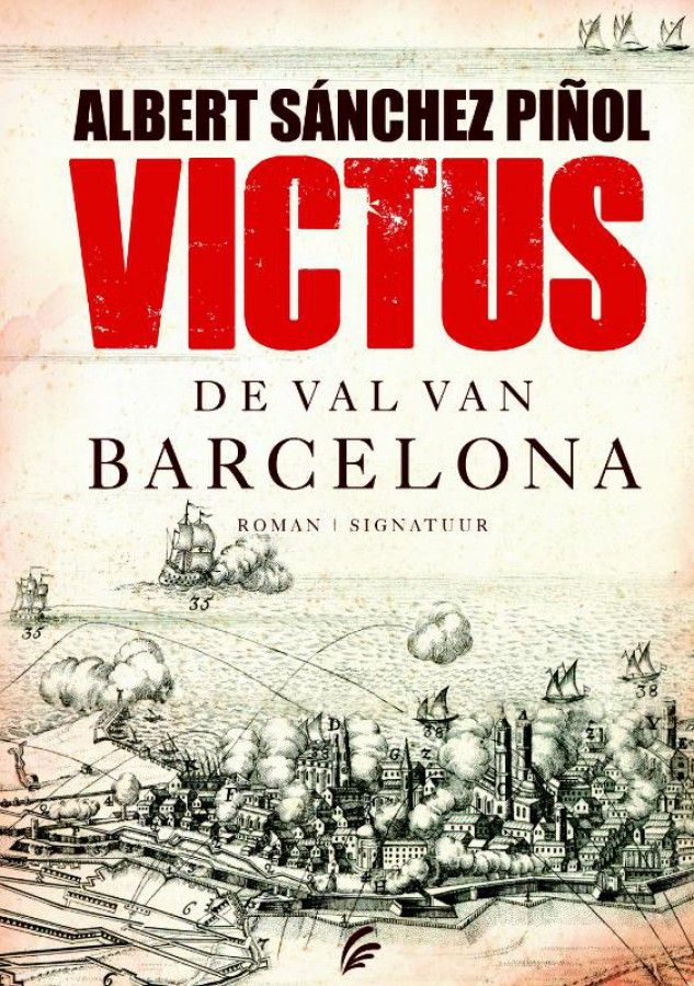 Victus wordt verteld door Martí Zuviría, een jonge man uit Barcelona die een uitstekende militaire bouwmeester wordt. Het grillige lot maakt dat hij aan de ene kant de stad bouwkundig moet versterken, en aan de andere kant een strategie moet bedenken om haar te belegeren en te vernietigen. Victus is een avonturenroman vol historische meedogenloosheid. Victus is oneerbiedig, ongewoon en zeer respectvol. Victus is een liefdesverhaal en de beschrijving van het eerste grote pan-Europese…