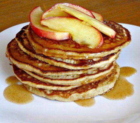 Φτιάξε εύκολα τις πιο νόστιμες τηγανίτες μήλου
