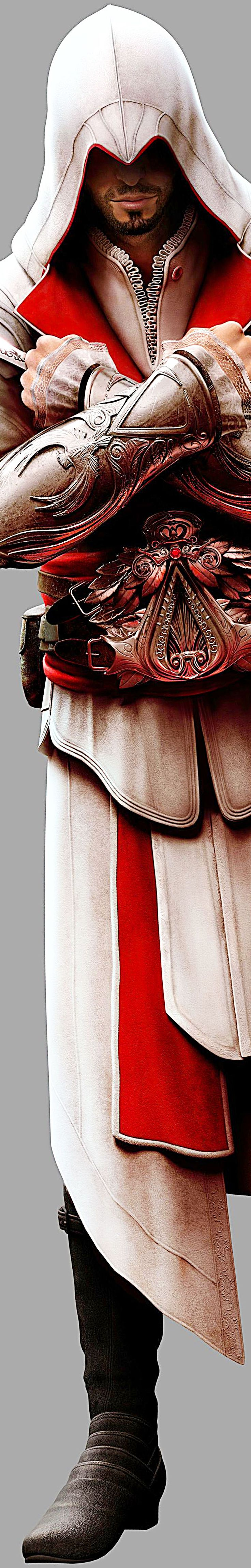 Ezio Auditore da Firenze -Assassin's Creed Brotherhood