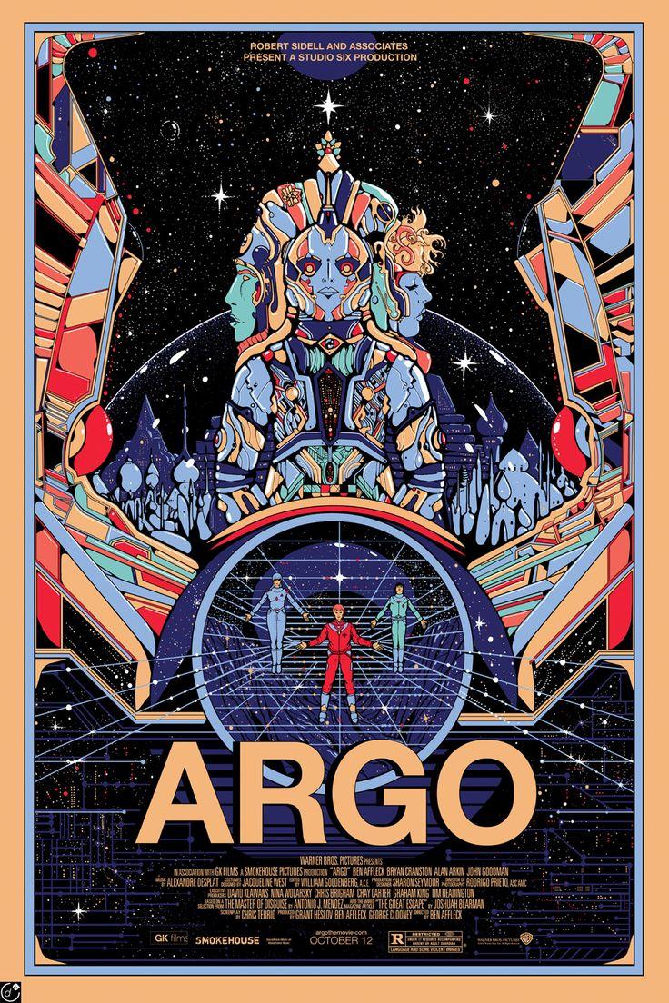 Design poster yourself - Argo Fuck Yourself