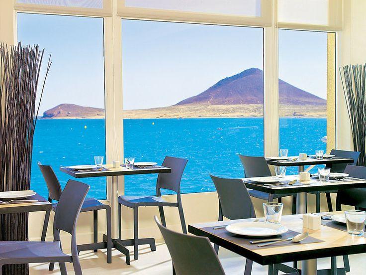 Dein Traumhotel auf Teneriffa: 7 Tage direkt am Sandstrand mit privatem Meerzugang, Panoramarestaurant, Halbpension + Flug ab 391 € - Urlaubsheld | Dein Urlaubsportal