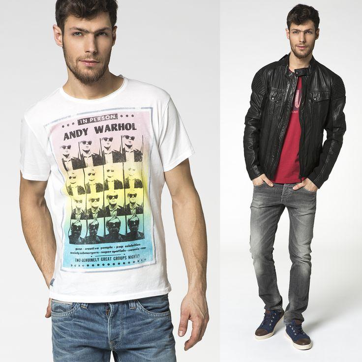 #brand #brandpl #ss15 #spring #summer #springsummer15 #new #newarrivals #newproduct #onlinestore #online #store #shopnow #shop #fashion #men #mencollection #jeans #levis #mustang #pepejeans #denim