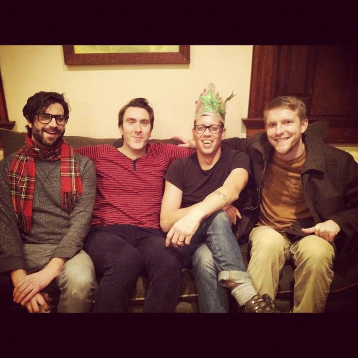 PB+J boys and Emmit's fabulous birthday hat.