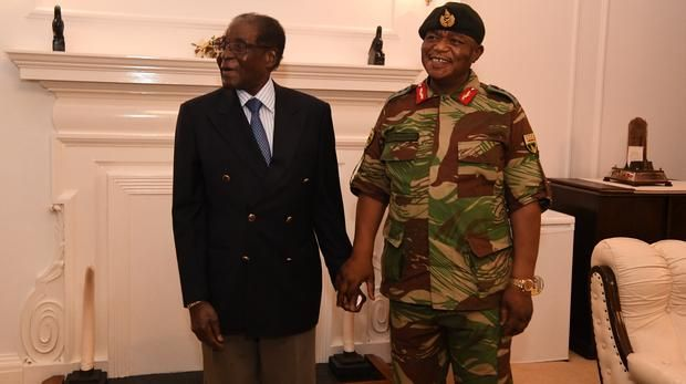 Harare - Robert Mugabe will have a second round of negotiations with the generals on Sunday who took control of Zimbabwe earlier this week about an exit package. Mugabe wants his assets secured and indemnity from prosecution which falls away when he is no longer president of Zimbabwe. #zimbabwe