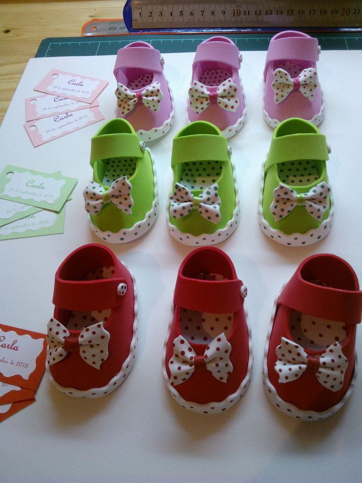 75 best manualidades en goma eva y foami images on pinterest - Baby shower manualidades ...