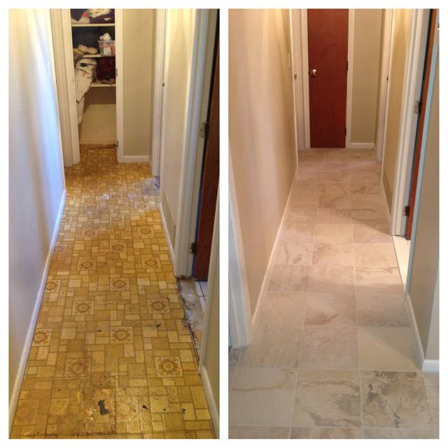 Before And After Kitchen Tile We Will Be Using Ivetta
