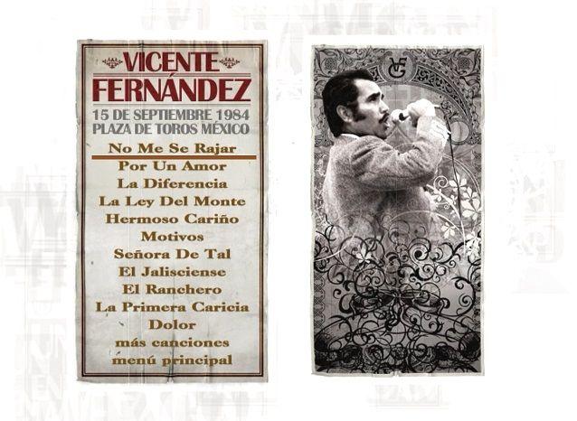 Vicente Fernández – Un Mexicano en la Mexico «  TodoDVDFull   Descargar Peliculas en Buena Calidad