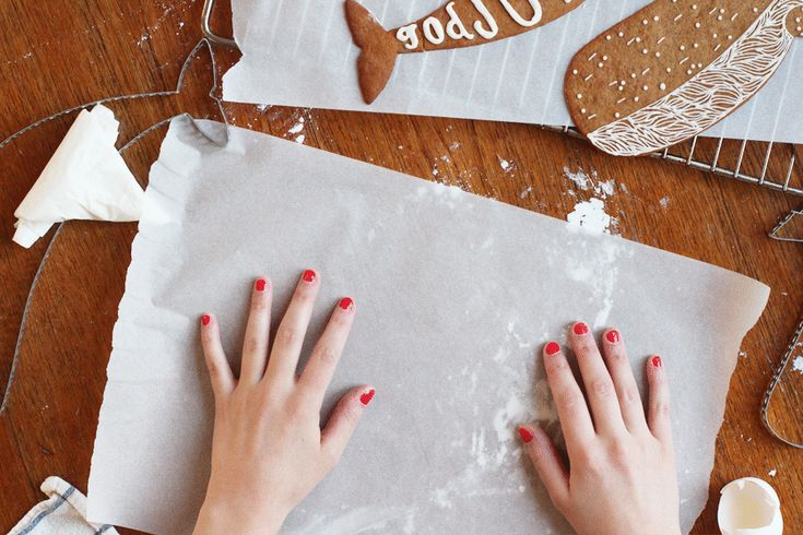 garnera pepparkakor: tips&recept på kristyr | Hej Regina!
