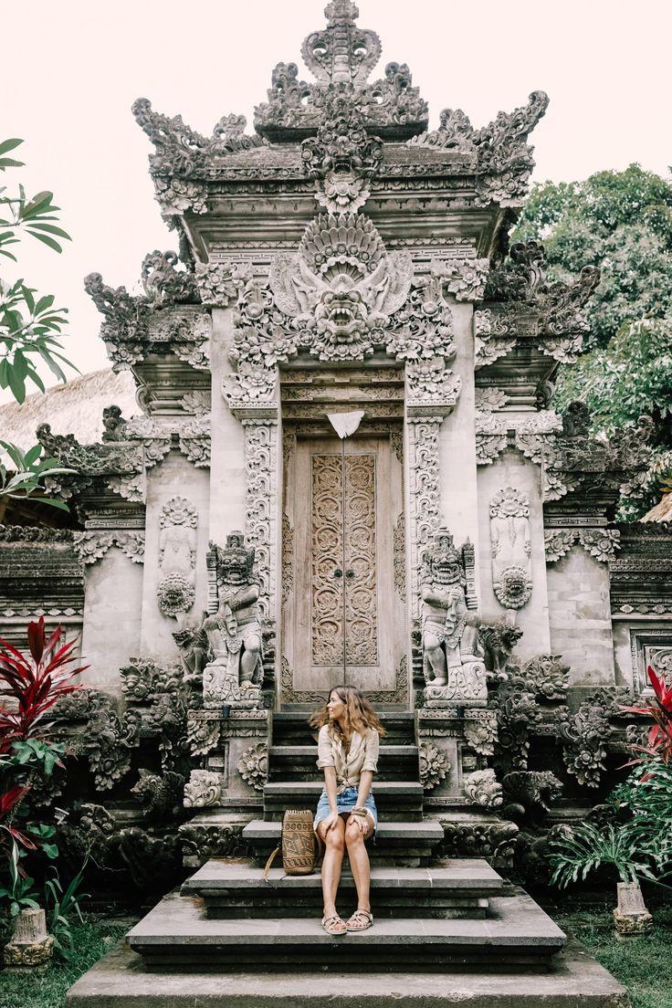 Bali | Indonesia | temple | solo travel | female travel