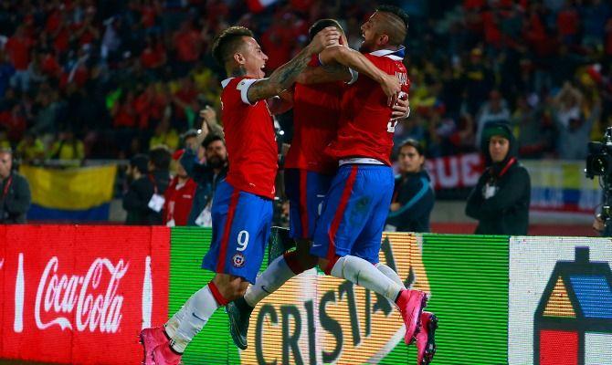 Uno de los hitos que se marcaron, fue que Chile igualó la mejor racha invicta de su historia de 11 partidos. ¡Mira todos los datos estadistícos de La Roja! Noviembre 13, 2015.