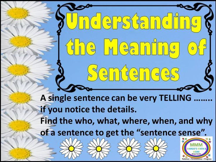 One sentence can say a lot. Instead of using reading passages, paragraphs, or full length text, single sentences are used in this resource for building comprehension. We typically encourage students to find meaning in reading by looking for details, inferencing, drawing conclusions, predicting, comparing, etc. However, all of these tasks can seem daunting to beginning readers, struggling readers, ESL, ELL, and special education students, especially if the reading involved is more than one…