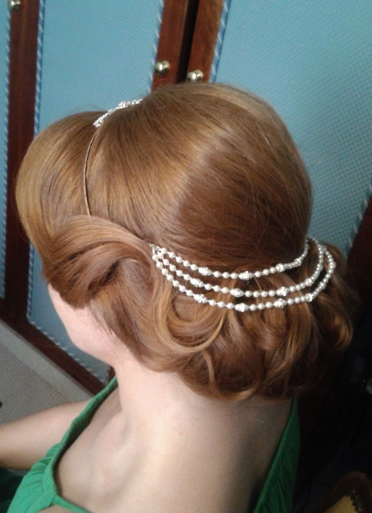 Find The Perfect Vintage Wedding Hairstyle