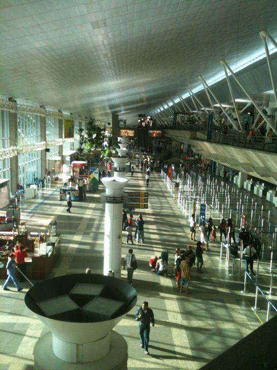 Aeroporto Internacional de Belém (BEL) in Belém, PA