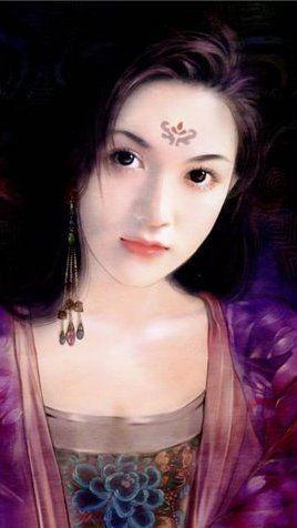 Der Jen - Elis Souza - Picasa Web Albums - ✯ http://www.pinterest.com/PinFantasy/arte-~-la-mujer-en-el-arte-chino-women-in-chinese-/