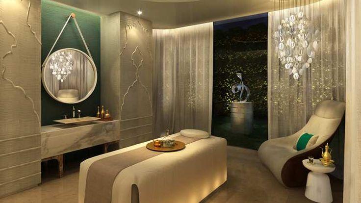 waldorf astoria ras al khaimah hotel uae spa treatment. Black Bedroom Furniture Sets. Home Design Ideas
