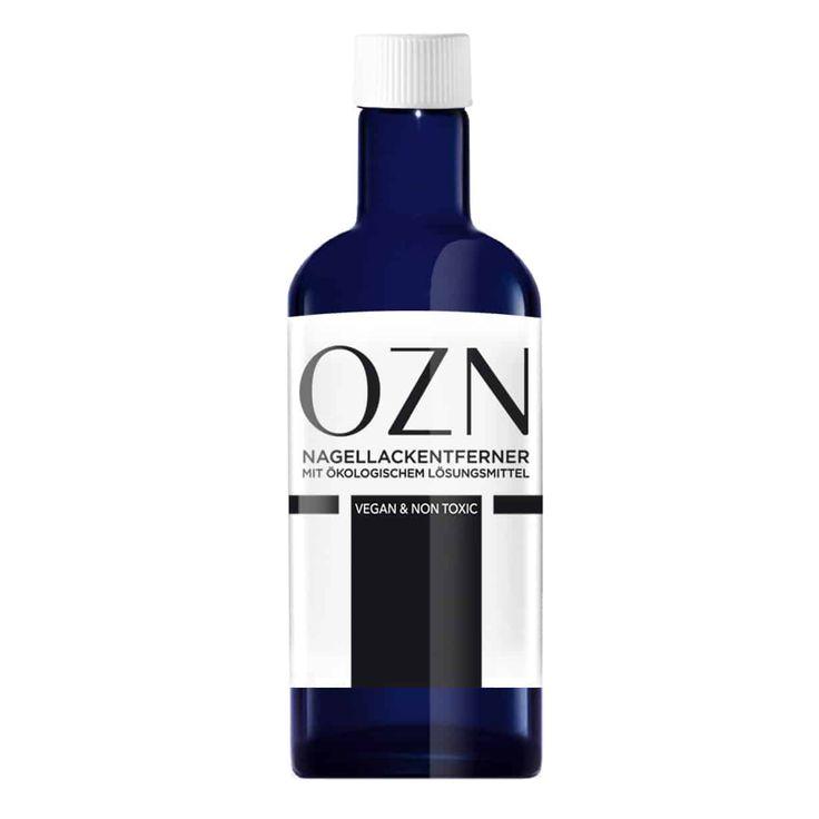 De OZN vegan nagellak remover bevat dibasische ester. Dit oplosmiddel is een heldere vloeistof met een milde, aangename geur en is zeer milieuvriendelijk!