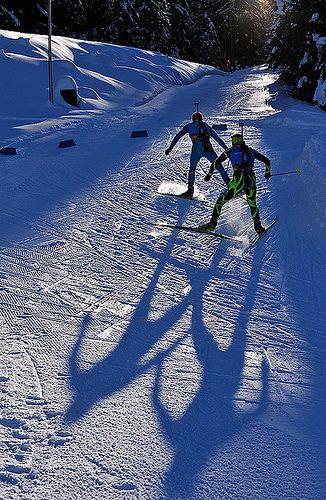 Biathlon, Seefeld, Austria (January 2012) | IOC