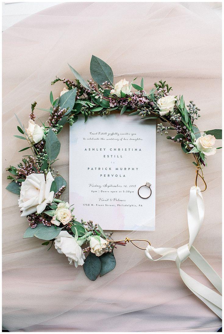 flower crown, bridal details, rustic bride, bohemian bride, Philadelphia wedding    #bridaldetails #bridal #weddingdetails #bride #weddingday #utahwedding #utahbride #utahweddingphotography #elegantwedding #weddingphotography