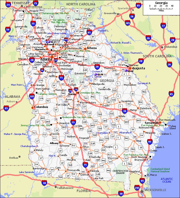 Best Interstate Highway Map Ideas Only On Pinterest Road - Us map showing interstates