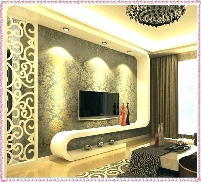 3d Wallpaper Designs For Living Room Wethepeopleoklahoma Com Wallpaper 3d Embossed Non W Fancy Living Rooms Design Living Room Wallpaper Wallpaper Living Room