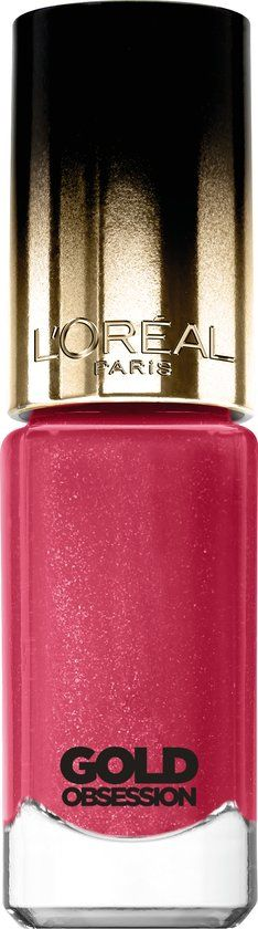 L'Oréal Paris Color Riche Gold Obsession - Rose Gold - Nagellak