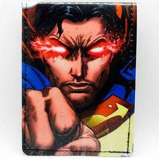 Superman wallets at DuctTuff.com #Etsy #Geek #Nerd #Geekery #ComicBooks #Comics #DuctTuff #Wallet #Wallets #ComicBookWallets #ComicBookWallet #Upcycled #SuperHero #DCcomics #Superman #JLA #JusticeLeague