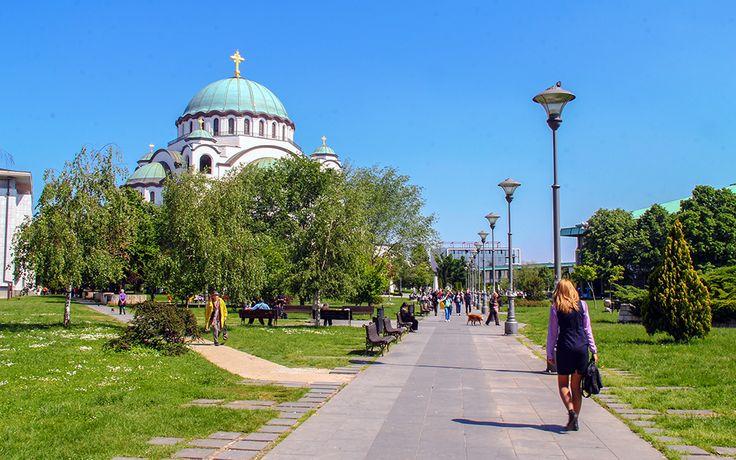 Aziz Sava Katedrali, Belgrad