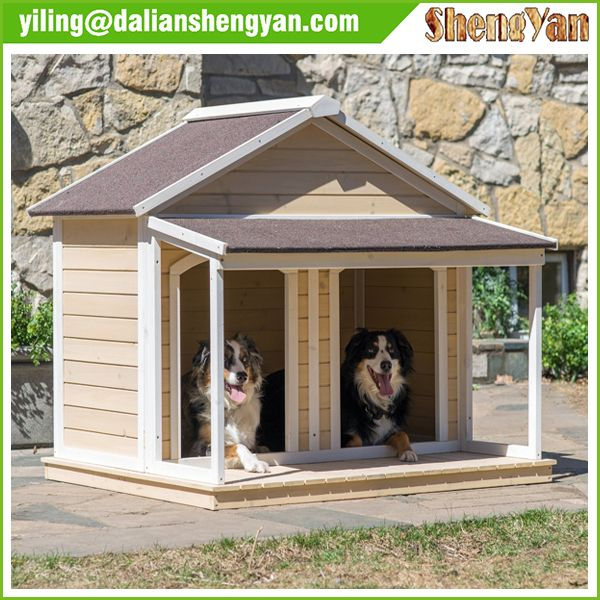 Outdoor Cheap Dog House,Wooden Dog Kennel,Dog Cage For Sale Photo, Detailed…