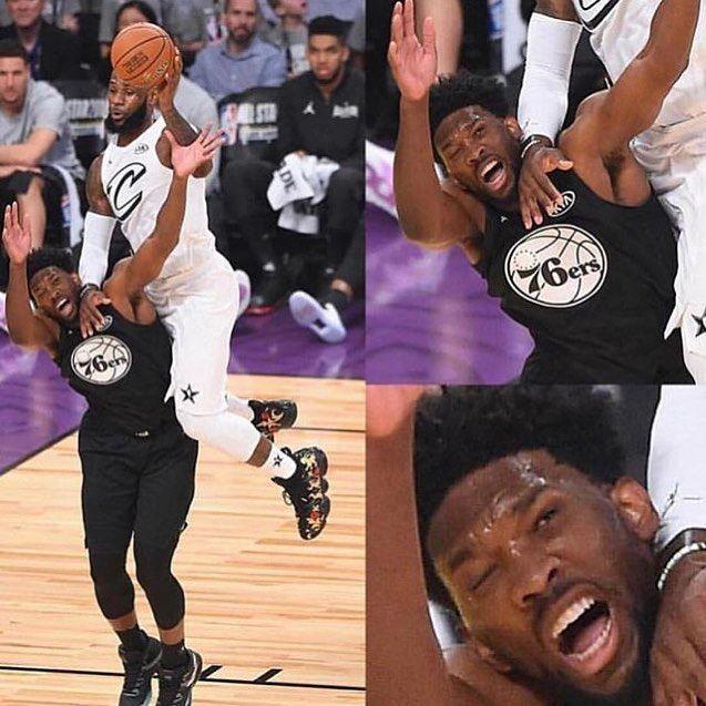 CAA making bad days good and good days better. #caa #canada #nbaallstar #nbaallstarweekend #nbaallstargame #2018 #joelembiid #trusttheprocess #process #theprocess #kingjames #king #lebron #lebronjames #nbamemes #meme #nba #basketball #nbabasketball #philadelphia76ers #philadelphia #cleveland #cavs #cavaliers #basketballmemes
