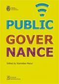 """""""Public governance"""" Stanisław Mazur Published by Wydawnictwo Naukowe Scholar"""