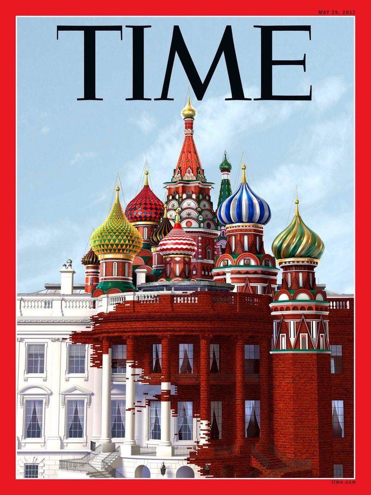 Свежий выпуск Time. Обложка, конечно шикарная #Time