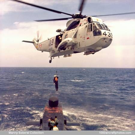 Sikorsky S-61A CH-124A Sea King