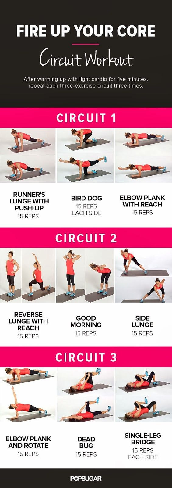 Amazing Abs: Printable Core Workout