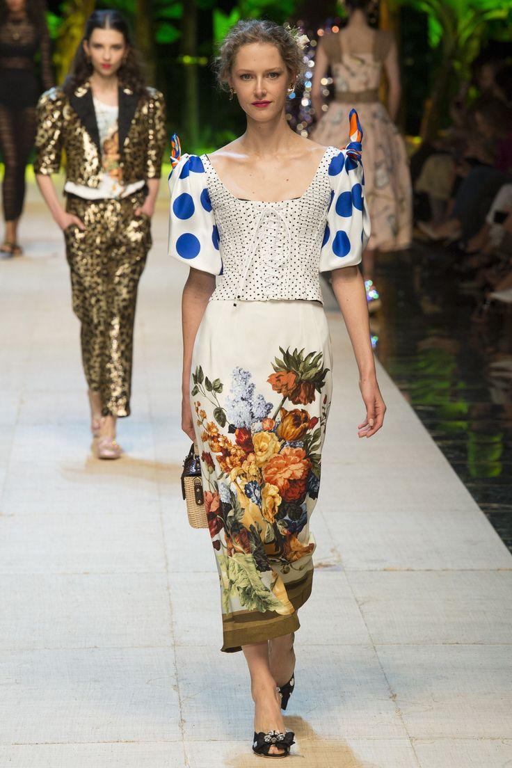 Dolce & Gabbana Spring/Summer 2017