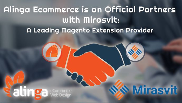 #AlingaEcommerce Is An Official #Partner Of #Mirasvit, A Leading #Magento Extension Provider #MagentoEcommerce #Magento2Migration