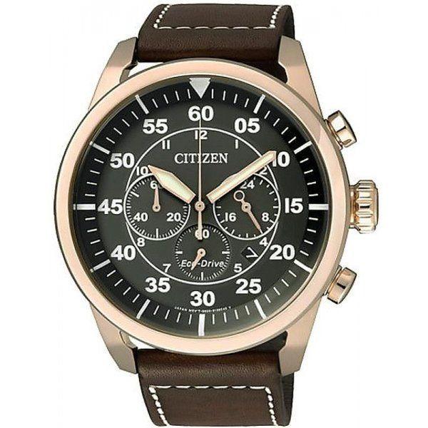 Reloj Para Hombre Citizen Crono Aviator Eco Drive Ca4213 00e Relojes Para Hombre Joyería De Moda Relojes Citizen