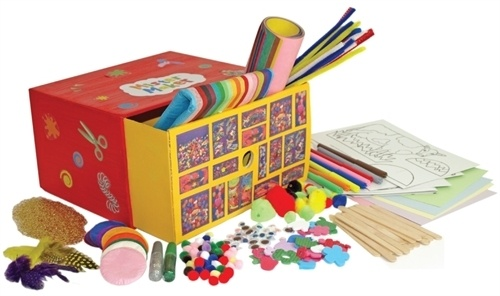 Mister Maker's DOODLE DRAWERS!! Make your own!!