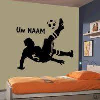 Afbeeldingsresultaat voor coole jongenskamers voetbal