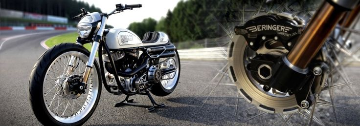 High Performance Braking System for Motorcycle, Cars, and Quad - Beringer Brakes
