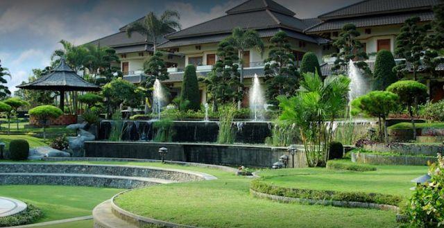 Hotel Purnama Batu