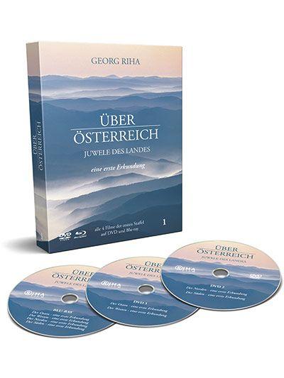 """tolle Dokumentarfilme """"Über Österreich"""""""