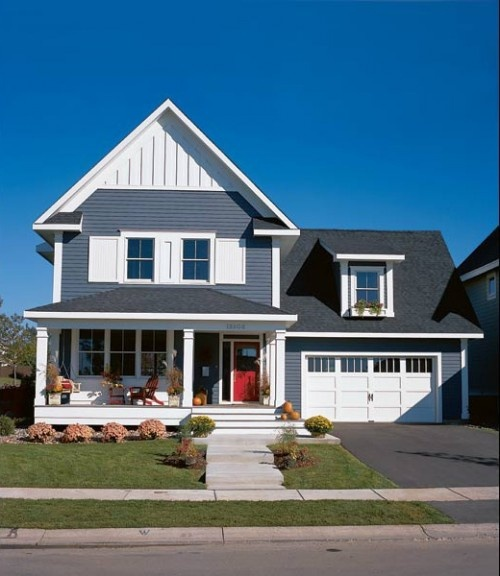 17 best images about house colors on pinterest red front for Farmhouse exterior paint colors