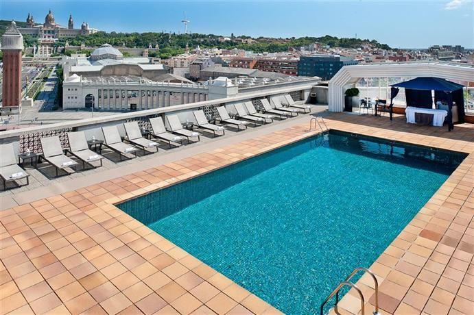 Silkway Tour - Catalonia Barcelona Plaza Hotel