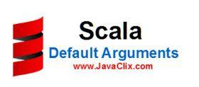 Default Arguments in Scala