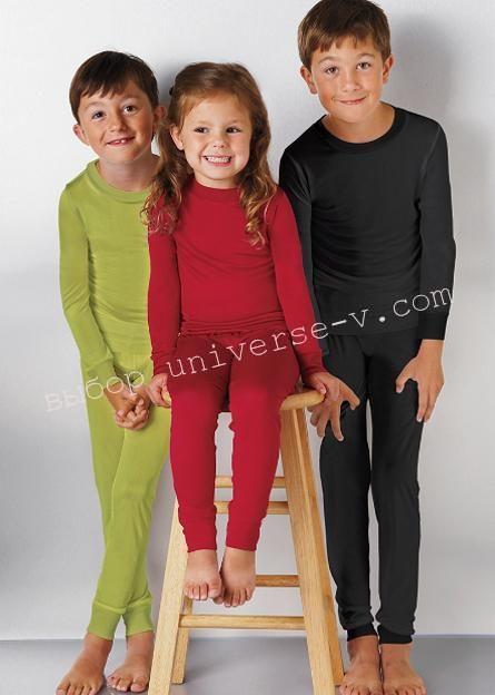Детское термобелье | Мода | Fashion, <b>Capri pants</b> и <b>Pants</b>